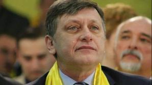 KLAUS IOHANNIS: Crin Antonescu este supărat că nu mai este candidat la Președinție