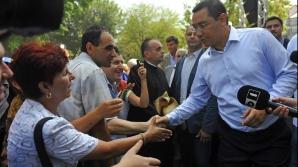 VICTOR PONTA, declarații halucinante după violențele de la mitingul Antenei 3