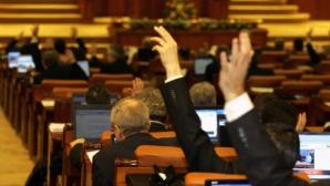 Grupurile PDL şi PNL vor sesiune extraordinară la Cameră pentru REEXAMINAREA LEGII CAS