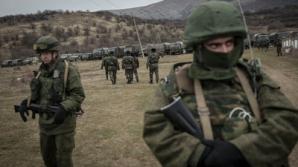 Armata Rusiei îşi arată muşchii