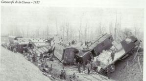 Cea mai mare catastrofă din istoria Căilor Ferate Române: Accidentul de la Ciurea din 1/13 ianuarie 1917