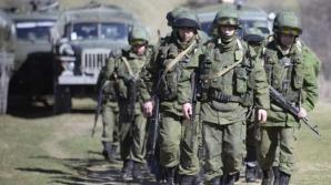Ucraina denunță la OSCE ''o invazie directă'' de trupe ruse în estul țării