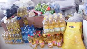 Guvernul a distribuit deja 2,6 milioane de tichete pentru ajutoare alimentare