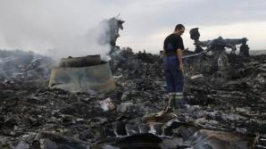 Experţii olandezi anchetează cauzele prăbuşirii zborului MH17 în estul Ucrainei