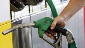 Benzina a scăzut sub 5 lei litrul