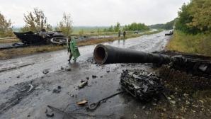 NATO acuză Rusia că se implică direct în conflictul din Ucraina