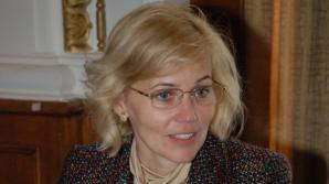 Rozalia Biro, respinsă de Băsescu: Nu prin vorbe, ci prin fapte se dovedeşte competenţa