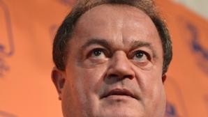 Blaga: Macovei se exclude singură din partid, prin candidatura la prezidenţiale