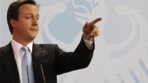 David Cameron: NATO trebuie să fie mai REACTIV FAŢĂ DE RUSIA