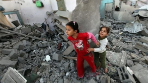 Disperare în Gaza