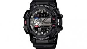 Noul smartwatch Casio G-Shock vă afişează muzica pe care o auziţi