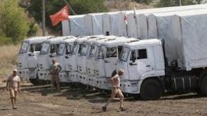 Inspectarea convoiului umanitar rus va dura trei-cinci zile, anunţă Kievul