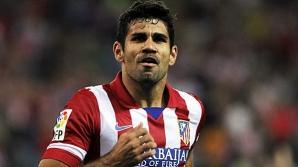 Diego Costa s-a transferat în această vară de la Atletico Madrid la Chelsea
