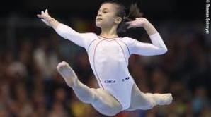 Diana Bulimar s-a accidentat şi nu va participa la CM de gimnastică
