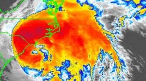Furtuna Bertha s-a transformat în URAGAN
