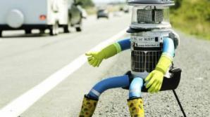 hitchBOT, robotul care și-a propus să vadă dacă poate avea ÎNCREDERE în oameni