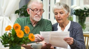 Proporţia pensionarilor săraci este mai mare în Marea Britanie decât în România