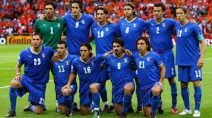 Naţionala Italiei a dezamăgit la Cupa Mondială din Brazilia