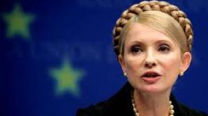 Iulia Timoşenko cere impunerea legii marţiale la Doneţk şi Lugansk