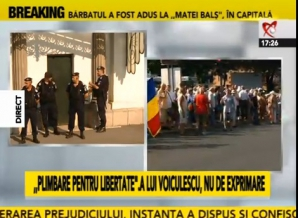 JURNALISTĂ AGRESATĂ LA MITINGUL ANTENEI 3. Răspuns SCANDALOS al JANDARMERIEI ROMÂNE