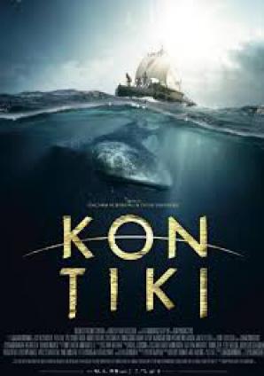 """""""Kon-Tiki"""", nominalizat la Oscar – proiectat în sectorul 3 pe un ecran gonflabil de 120 m2"""