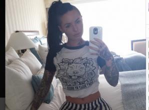 Fosta iubită a luptătorului MMA, desfigurată