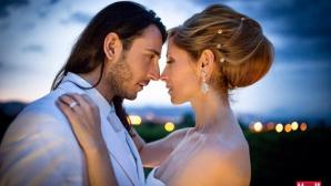 Lara Fabian şi soţul său