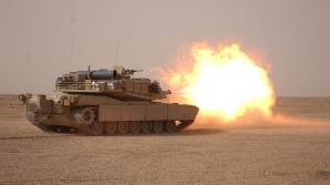 Statele Unite trimit sute de militari şi tancuri în Europa de Est, în contextul crizei ucrainene