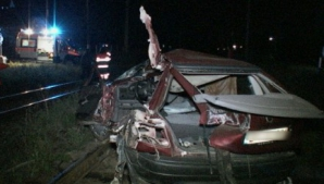 Accident teribil în Bistriţa-Năsăud