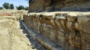 Un mormânt uriaş a fost descoperit în Grecia