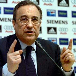 Florentin Perez este preşedintele lui Real Madrid