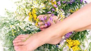 5 mesaje pe care ti le transmit picioarele