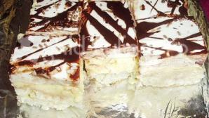 Prăjitură Lapte de pasăre