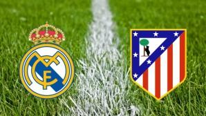 Real Madrid şi Atletico au terminat la egalitate, 1-1, în turul Supercupei Spaniei