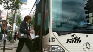 Românii, în topul europenilor care folosesc transportul în comun