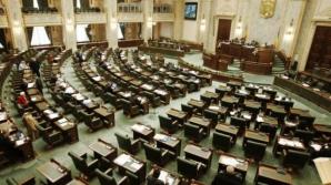 Sesiunea extraordinară a Senatului pe reducerea CAS, AMÂNATĂ o săptămână