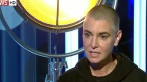 Sinead O'Connor suferă de depresie şi a încercat să se sinucidă de mai multe ori