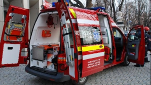 ACCIDENT GROAZNIC în Poiana Brașov
