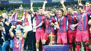 Steaua este cea mai bogată echipă din România