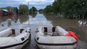 Inundaţii în Timiş