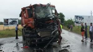 Accident cu patru morţi pe DN6