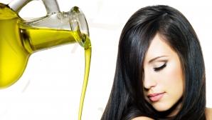 Cum să ai un păr frumos şi sănătos cu ajutorul uleiului de măsline
