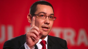 Ponta: Intervenţia Rusiei trebuie condamnată şi sancţionată. Probabil vom discuta la CSAT