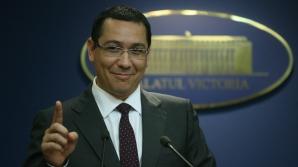 Ponta le-a urat marinarilor români 'La mulți ani!' de Ziua Marinei