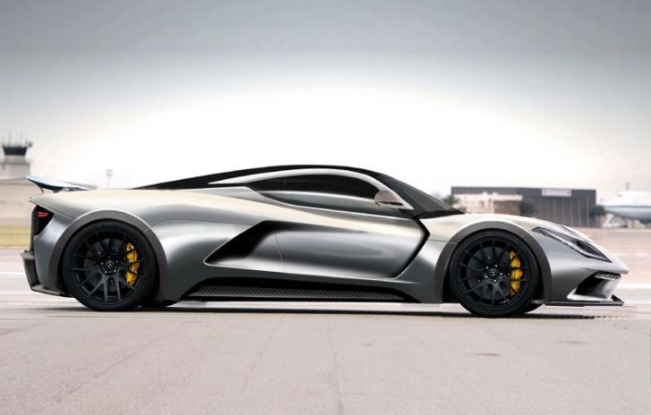 Supercarul suprem: 1400 CP şi o viteză maximă SF: 466 km/h