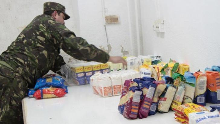 Şase puncte pentru colectarea de ajutoare destinate sinistraţilor de la inundaţii, în Capitală