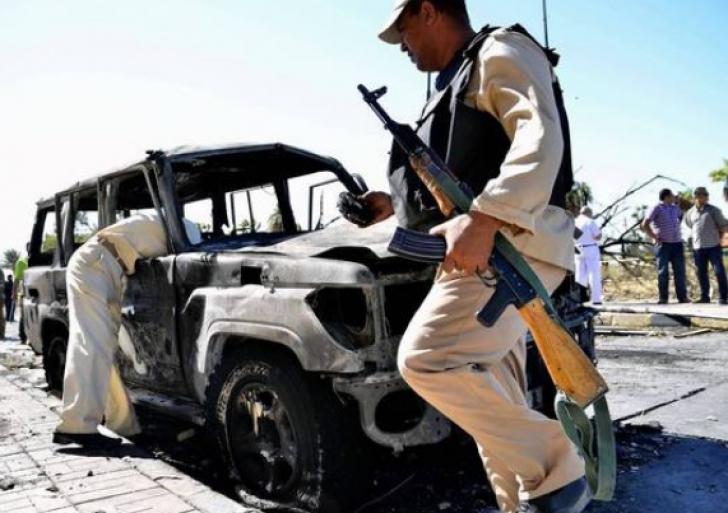 Consiliul de Securitate al ONU şi-a exprimat susţinerea faţă de Irak în lupta împotriva SI