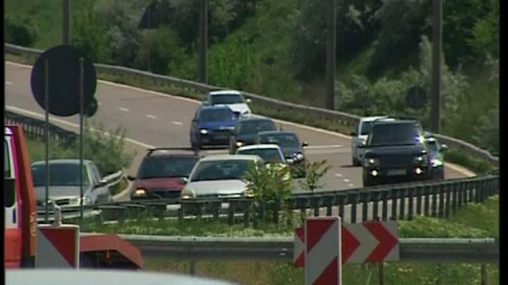 SFANTA MARIA 2014. SUTE DE RADARE au împânzit autostrăzile din România