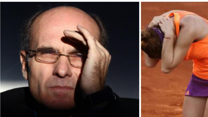 Reacţie ŞOC şi VIRULENTĂ a lui Cristian Tudor Popescu după eliminarea Simonei Halep de la US Open