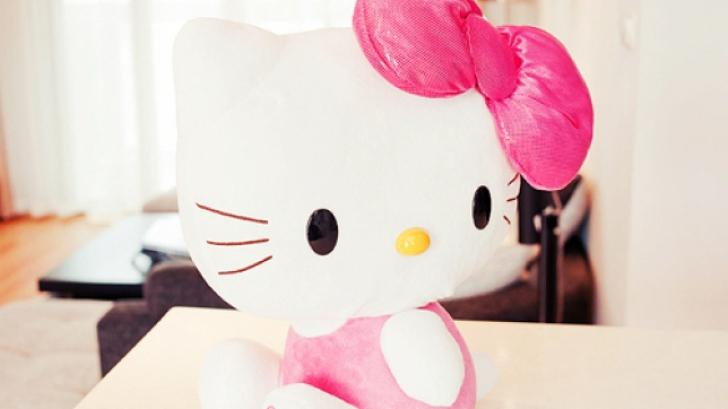 MISTER ELUCIDAT! Hello Kitty NU ESTE O PISICĂ